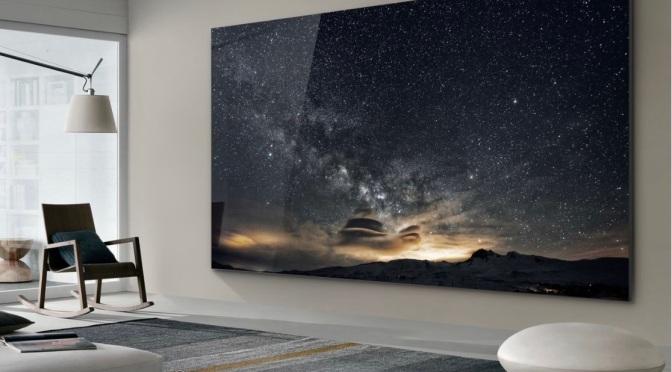 Esta é realmente a próxima revolução na tecnologia de TV